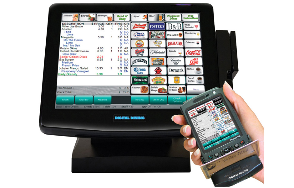 Support Ccipos Pos System Digital Dining Point Of Sale